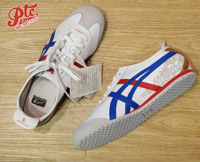 lowest price b6cc4 06fa2 Limited Edition Onitsuka Tiger Korea 10th Anniversary Mexico 66