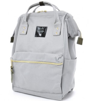 ANELLO MOUTHPIECE FILLED BACKPACK LGY