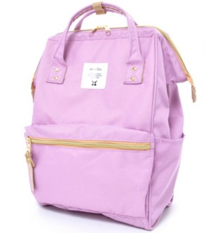 ANELLO MOUTHPIECE FILLED BACKPACK  LV
