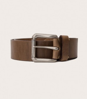 Natural Roller Buckle Belt
