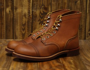 RED WING 8112 IRON RANGER