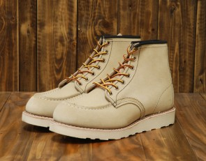 RED WING 8173 MOC TOE