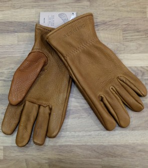 RED WING GLOVES NUTMEG